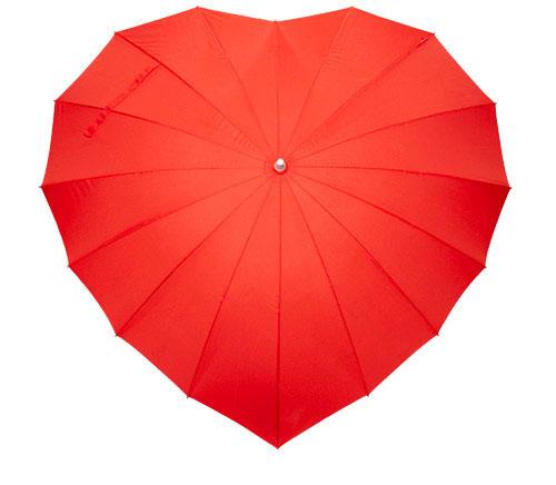 Женские новогодние подарки - зонтик