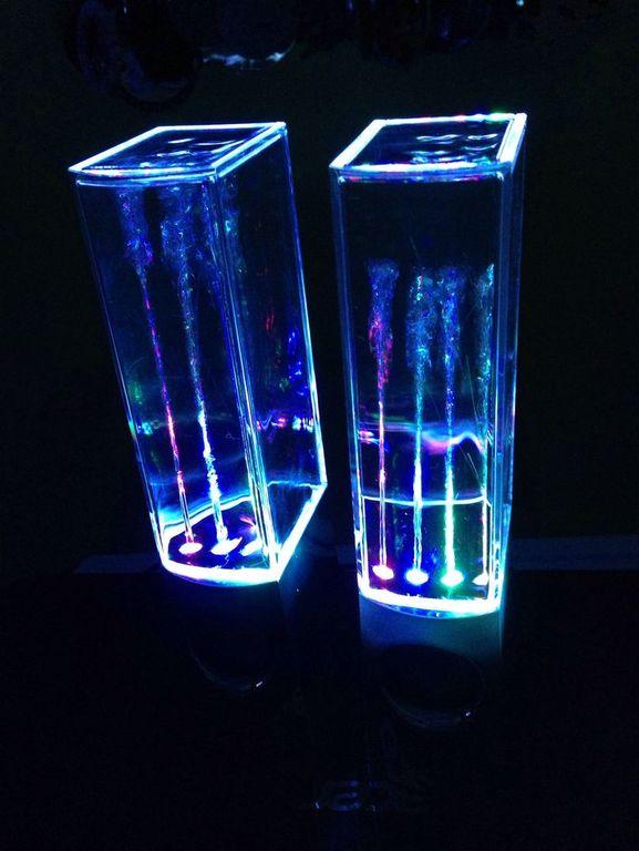 Дизайн фонтанчиков