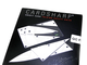 CARDSHARP 3, TWISTED METAL,  CARDSHARP, Iain Sinclair, нож - кредитка, нож-визитка, кардшарп, ножик