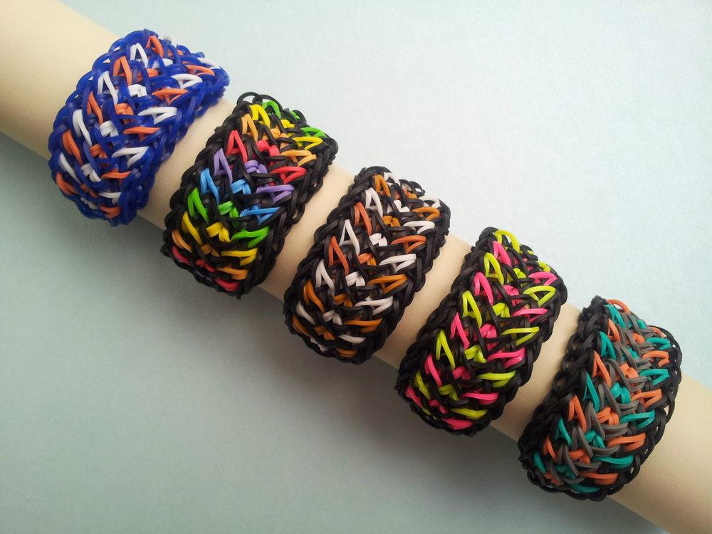 Loom bands купить браслеты - на сайте achairskaya.ru