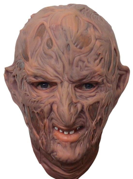 Фредди крюгер маска своими руками