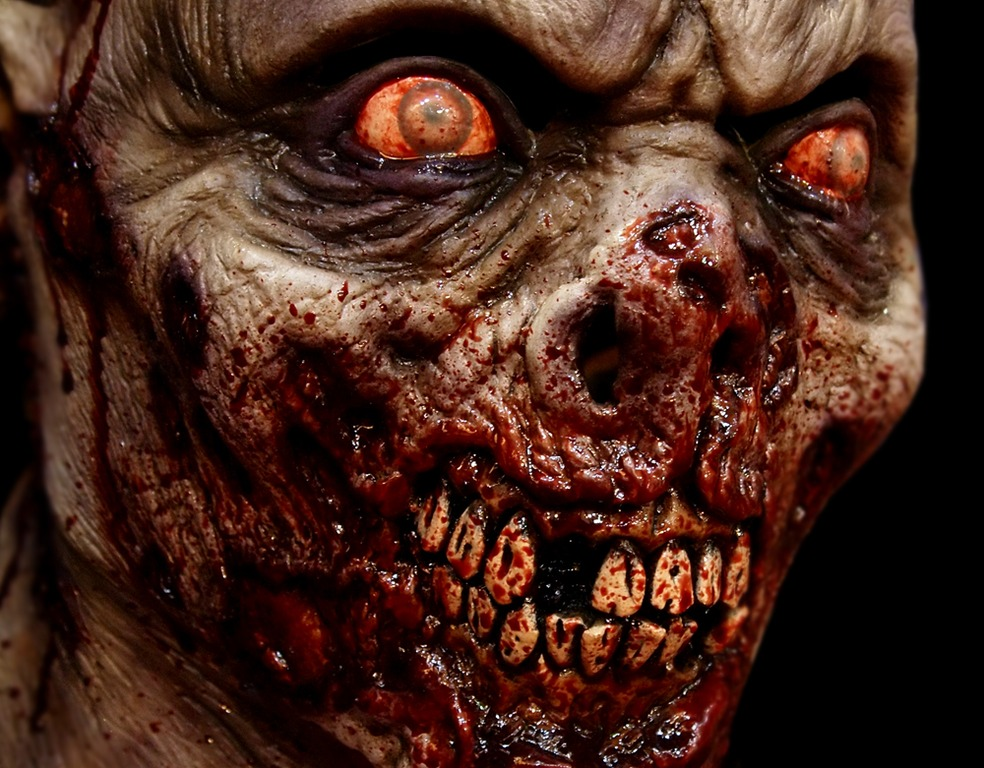 Страшные картинки про кровь